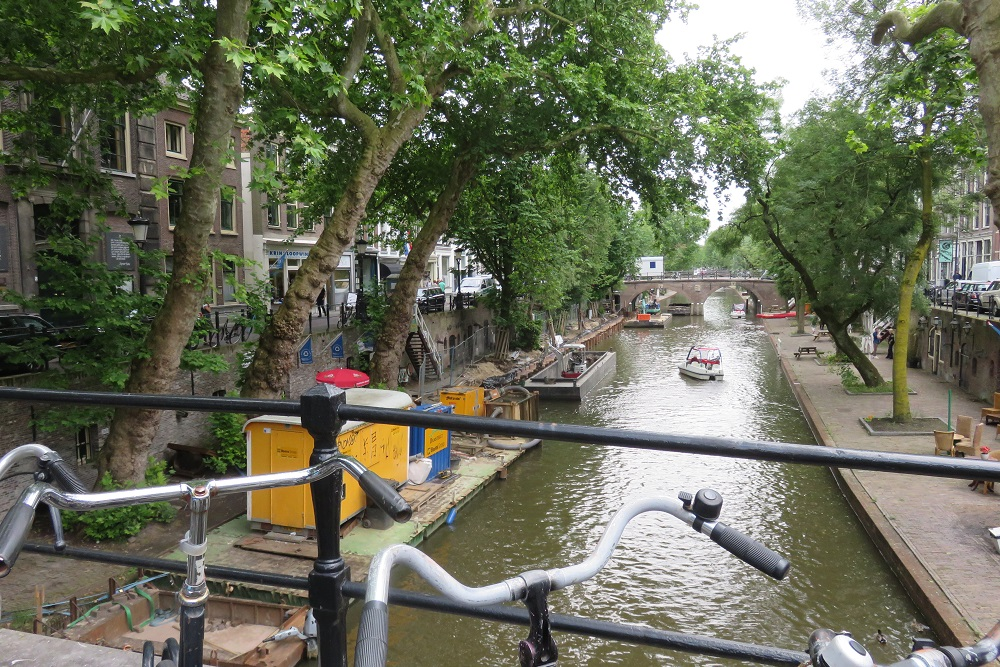 Utrecht a Bikes and Boats