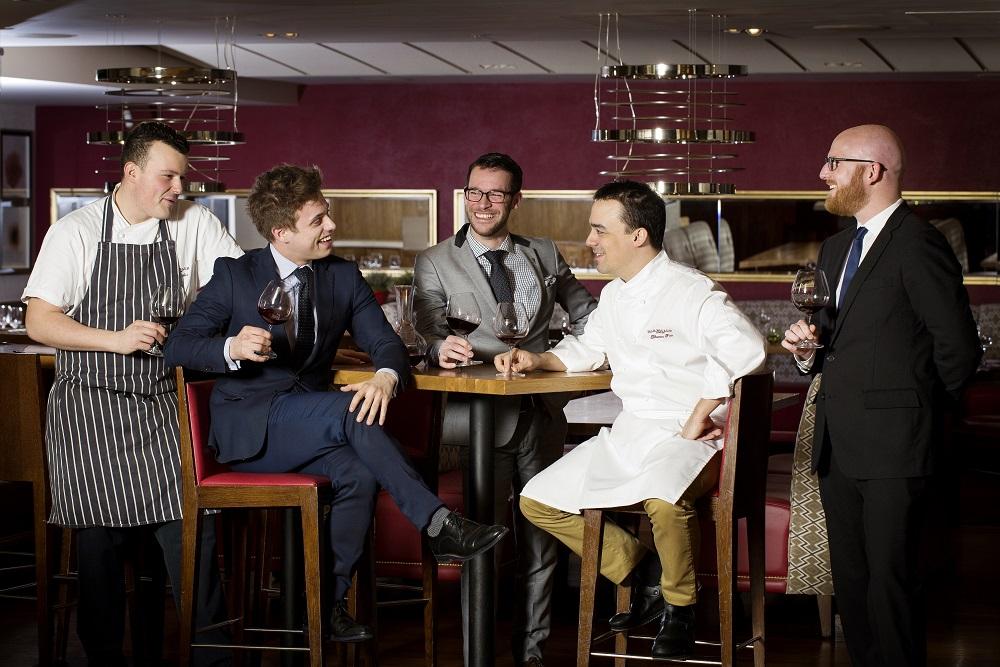 bar boulud staff