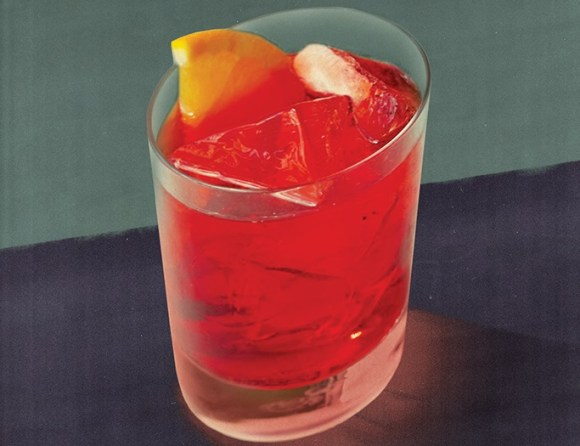 The Negroni – A Love Affair with a Classic Cocktail