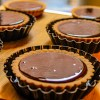 Mini Chocolate and Cinnamon Tart