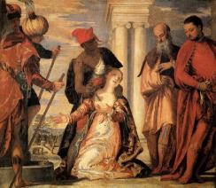 Paolo Veronese-the martydom of st.Justina