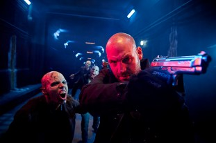 THE STRAIN -- Pictured: Corey Stoll as Ephraim Goodweather. CR: Michael Muller/FX