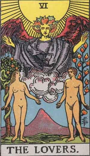 tarot-card-lovers