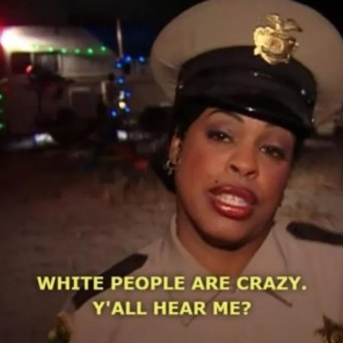 raineesha williams white people crazy reno 911