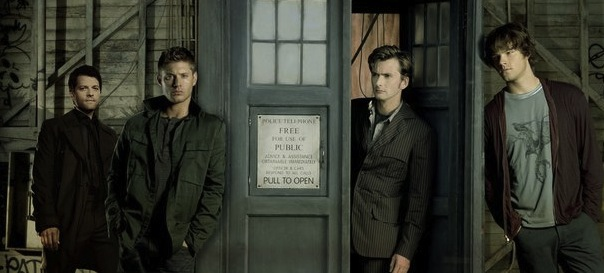 SuperWho SPN Doctor Who