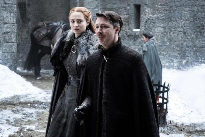littlefinger and sansa game of thrones