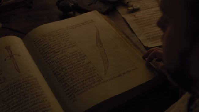 samwell-tarly-dagger-book