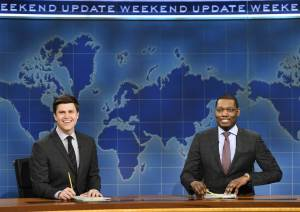 snl weekend update jost che
