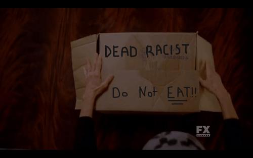dead racist