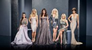 THE REAL HOUSEWIVES OF BEVERLY HILLS -- Season:8 -- Pictured: (l-r) Kyle Richards, Teddi Mellencamp Arroyave, Lisa Vanderpump, Erika Girardi, Dorit Kemsley, Lisa Rinna -- (Photo by: Tommy Garcia/Bravo)