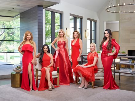 THE REAL HOUSEWIVES OF DALLAS -- Season:2 -- Pictured: (l-r) Brandi Redmond, LeeAnne Locken, Stephanie Hollman, Cary Deuber, Kameron Westcott, D'Andra Simmons -- (Photo by: Tommy Garcia/Bravo)