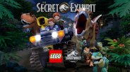 "LEGO® JURASSIC WORLD: THE SECRET EXHIBIT -- Pictured: ""LEGO® Jurassic World: The Secret Exhibit"" Key Art -- (Photo by: NBC)"