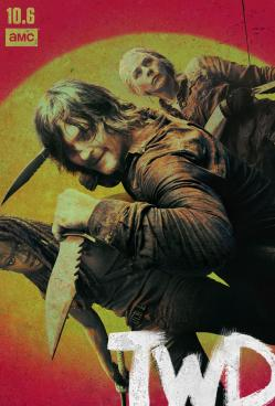the walking dead season 10 poster