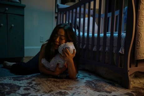"""Two Sentence Horror Stories -- """"Gentleman"""" -- Image Number: TSH101a_0339r.jpg -- Pictured: Nicole Kang as Hana -- Photo: Stage 13/The CW -- © 2019 The CW Network, LLC. All Rights Reserved."""