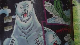 lost pilot part 2 comic book polar bear