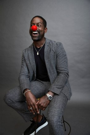 "THE RED NOSE DAY SPECIAL -- Pictured: Sterling K Brown, ""This Is Us"" -- (Photo by: Maarten de Boer/NBC)"