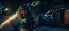 "DC's Stargirl -- ""S.T.R.I.P.E."" -- Image Number: STG102_0001r.jpg -- Pictured: Brec Bassinger as Courtney/Stargirl -- Photo: The CW -- © 2020 The CW Network, LLC. All Rights Reserved."