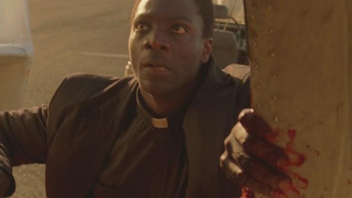 the 23rd psalm lost eko blood hands plane