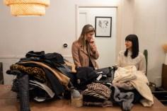 SPARKING JOY (L to R) Joanna and Marie Kondo in episode 2 of SPARKING JOY. Cr. Adam Rose/Netflix