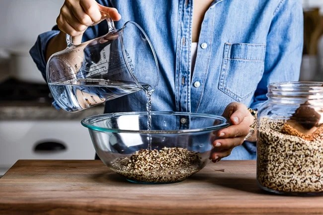 how to cook quinoa in microwave quick