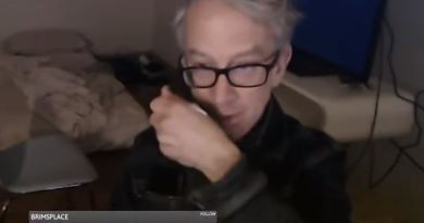 Andy Dick Snorting Cocaine On A Live Stream Got Him A Life Time Ban On Twitch