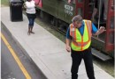 New Orleans Bus Driver Took A Break To Bust Out Some Moves
