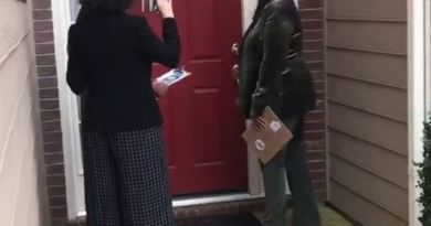 This Is Serious. Oprah Out There Going Door To Door Campaigning For Stacey Abrams…Get Out And Vote