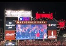 "President Trump Got Booed And The Crowd Chanted ""Lock Him Up"" When When He Was Shown On The Big Screen At Game 5 Of The World Series"