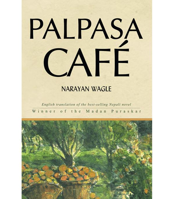 Palpasa Cafe English Book