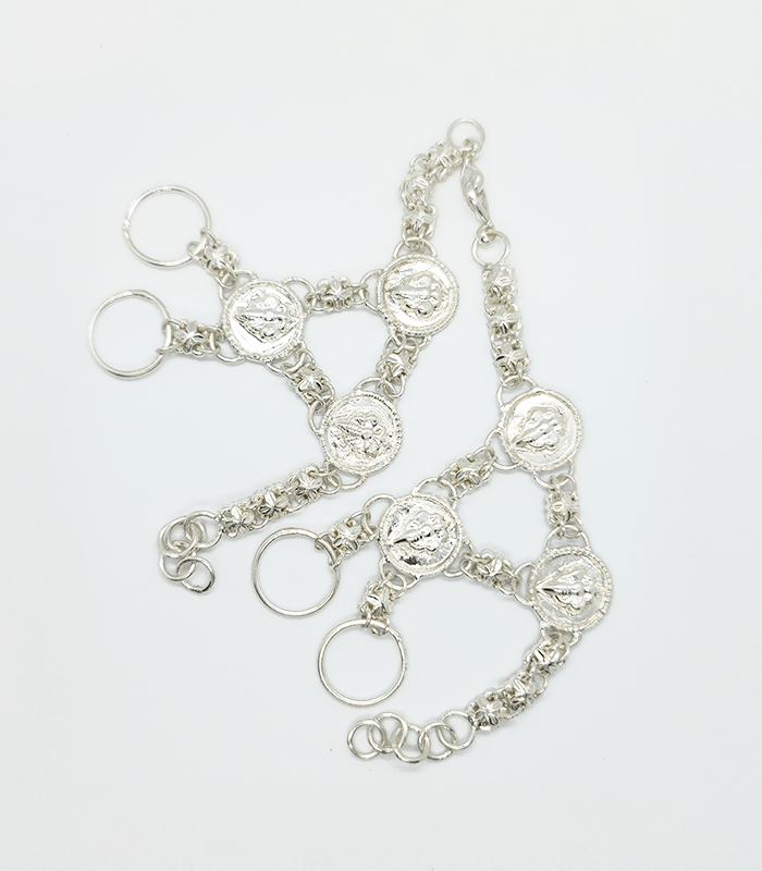 Jewelry: Hand Finger Bracelet