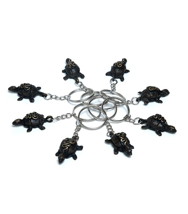 Key Chain : Lucky Tortoise