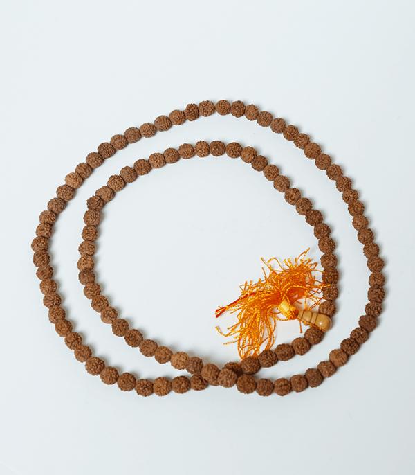 Rudraksha Small Mala 108 Beads