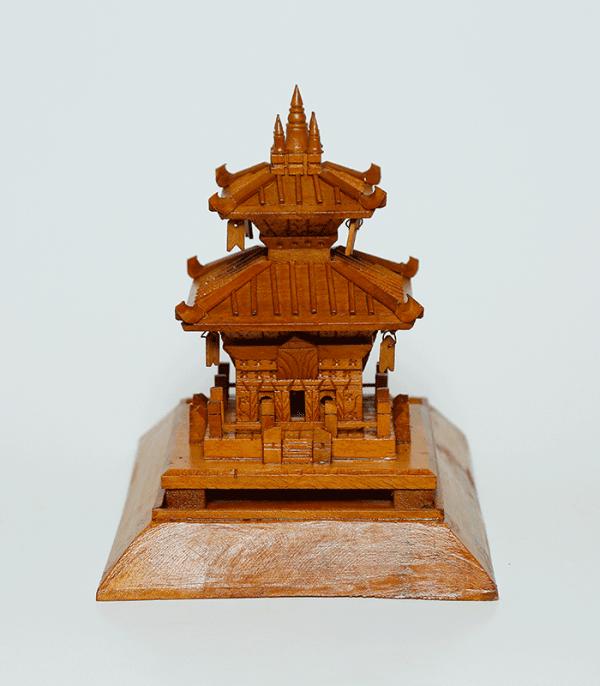 Wooden Pashupati Mandir