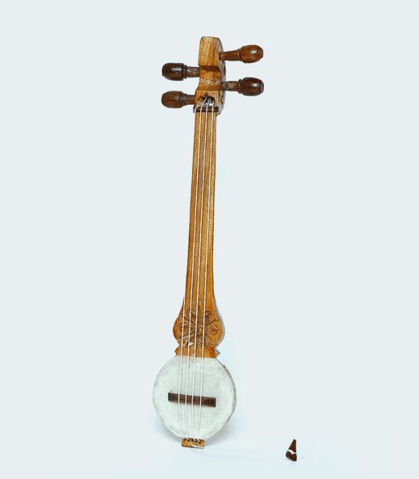 Tungna टुङ्ना - Musical Instrument of Himalayan Nepal