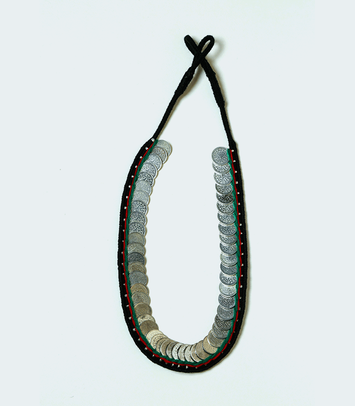 Haari Maala 50 coins Necklace of Kirati Culture