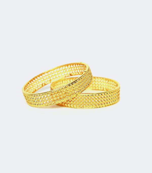 Bangle simple design (1 pair) - Celebrate Teej