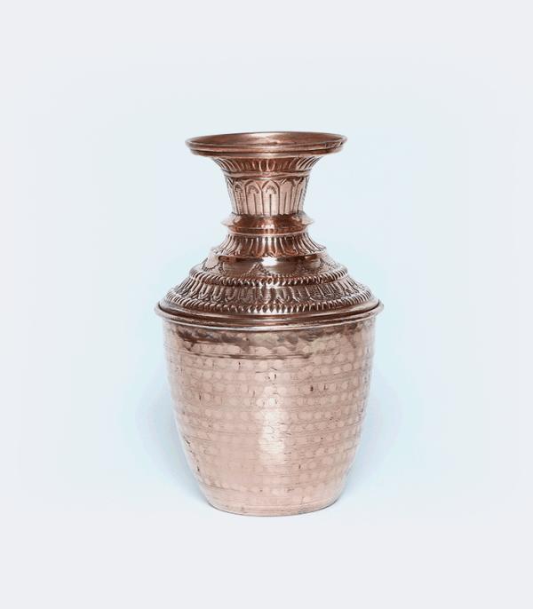 "Butte Ghalcha 7"" - (Gagro गाग्रो) - Traditional water vessel"