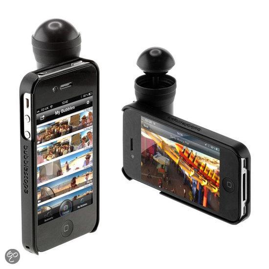 BubbleScope 360 graden foto's