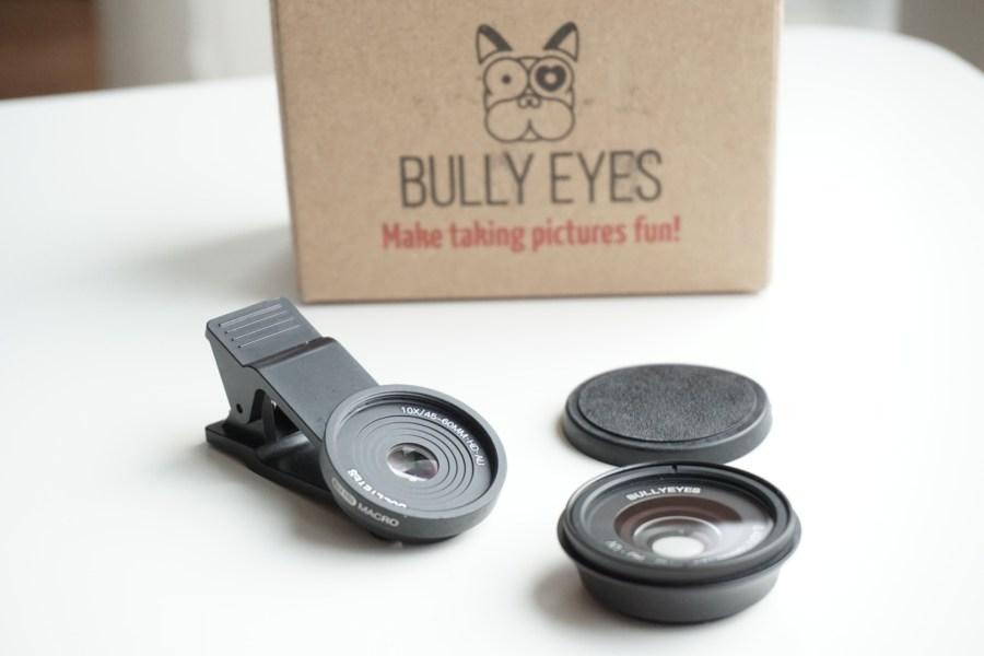 Bully eyes smartphone lens betaalbaar