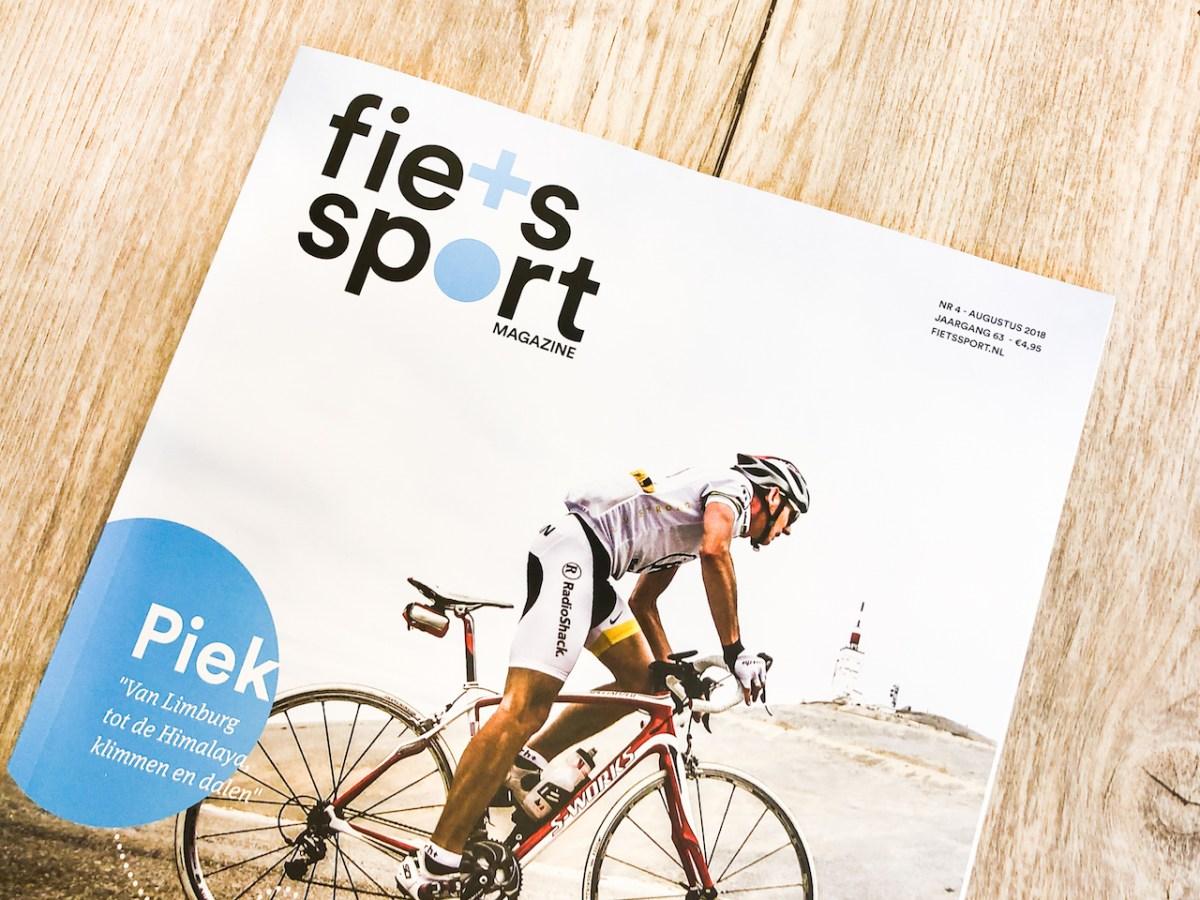 foonfoto wedstrijd fiets magazine