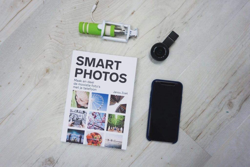 Boek smartphotos is beschikbaar