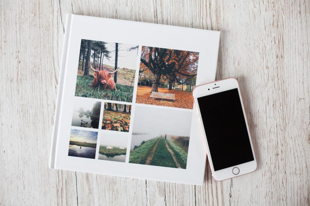 smartphone foto printen