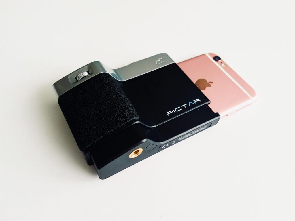 pictar voor iPhone getest unboxing