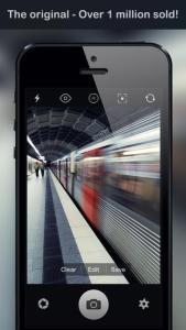 Slow Shutter app tijdelijk gratis fotografie app