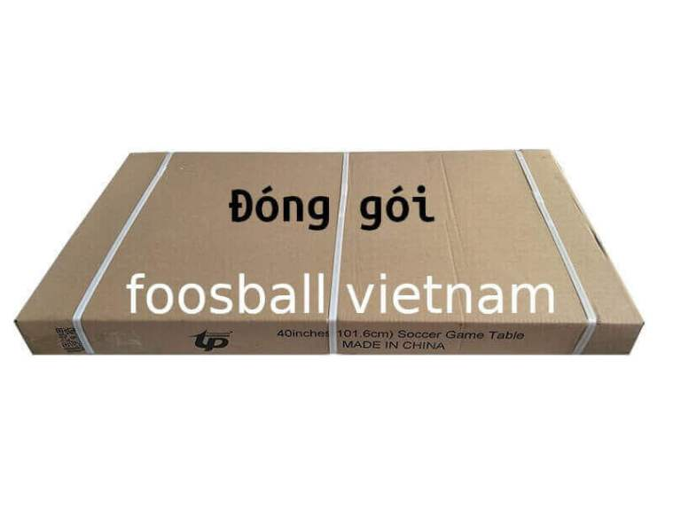 Bàn bi lắc Mini Big Championship Foosball model 2020