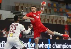 كرة اليد  .. الجزائر تنهزم أمام البرتغال  19-26  وتواجه فرنسا