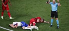 """ضحية أخرى في """"يورو 2020"""".. نجم بلجيكا يخضع لعملية جراحية"""