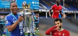 أفضل الهدافين في تاريخ الدوري الإنجليزي بعد هدف ماني في بيرنلي
