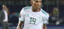 أولمبيك نيس يختار الدولي الجزائري هشام بوداوي أحسن لاعب لشهر أوت