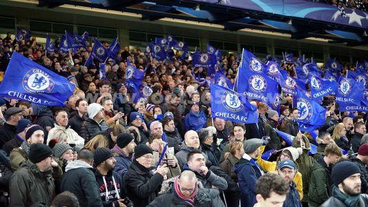 Chelsea FCBarcelone 013